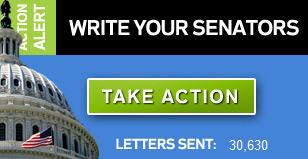 Write Your Senators