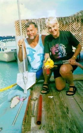 John & Judy Halas